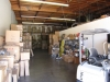 Inside shot of entrance to huge warehouse at Styleco!